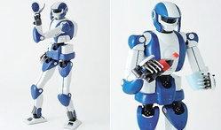"HRP-4 หุ่นยนต์รุ่นใหม่ใช้ดูแล""ผู้สูงอายุ"""