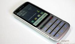 Nokia เปิดตัว C3-01 มือถือจอสัมผัส
