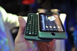 HTC Desire Z มีคีย์บอร์ด สไลด์ข้าง แนวสุดๆ