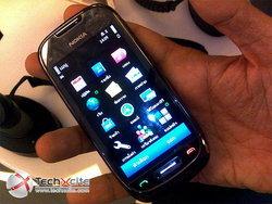 Nokia เปิดตัว TouchPhone น้องใหม่ดีไซด์บางกับ Nokia C7