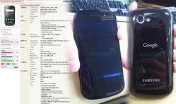Google Nexus S คือ Samsung GT-i9020 ไม่ต้องสงสัย