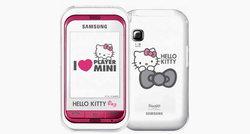 ต้อนรับคริสมาส กับ Samsung Champ C3303K Hello Kitty