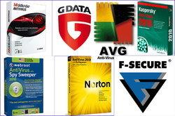 10 อันดับสุดยอด Antivirus ประจำปี 2010