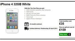นั้นไงหลักฐานโผล่! iPhone 4 สีขาวอาจวางขายวันที่ 20 เมษายนนี้!?