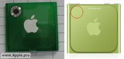 ภาพหลุด iPod nano ที่มาพร้อมกับกล้องด้านหลัง!?
