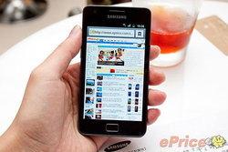 20 พฤษภาคม นี้ Samsung Galaxy SII บุกเมืองไทย