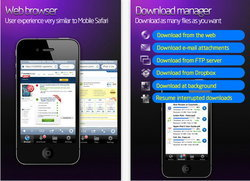 โหลดไฟล์ไว้ใน iPhone แบบไม่ต้องแหกคุก! ด้วย Perfect Downloader