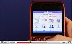 "Facebook เพิ่มแอพสำหรับ""มือถือ""ทุกรุ่น"