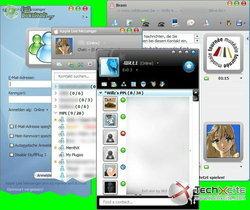 Download : Messenger Plus! Liveโปรแกรมเพิ่มลูกเล่นให้กับ MSN ให้มีสีสันสะดุดตา
