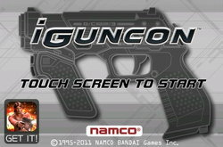 NAMCO เปิดตัวแอพ iGunCon แจกฟรีสำหรับ iPhone ไว้ยิงแทนปืนบน iPad และ เครื่อง Mac
