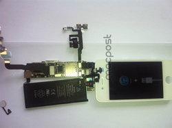 เต็มตา ภาพหลุดที่เชื่อว่าเป็น iPhone 4S