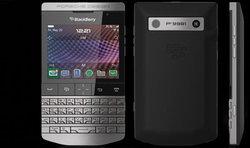 เปิดตัว BlackBerry รุ่นใหม่ P'9981 Porsche Design