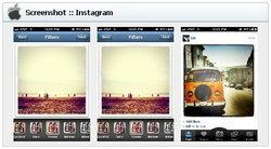 App Protography (แอพฯตกแต่งภาพ) iOS : Instagram