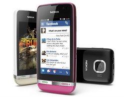 โนเกีย เปิดตัว Nokia Asha Touch  เจาะใจวัยรุ่น