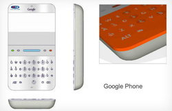 เผยภาพต้นแบบ Google Phone ปี 2006 และ Android Tablet รุ่นแรก