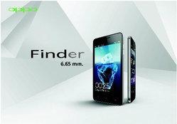 """มาถึงแล้ว!! """"OPPO Finder"""" ในงาน Thailand International Mobile Show 2012"""