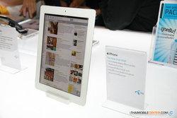 โปรโมชั่น The New iPad ยั่วน้ำลาย จากทั้ง 3 ค่าย ดีแทค ทรูมูฟ เอช และ เอไอเอส