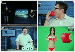 มาแล้วคลิปงานเปิดตัว iPhone 5 (ปลอม) ฝีมือพี่จีนเจ้าเก่า!