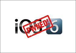 iOS 6 เจลเบรค (iOS 6 jailbreak) แบบ Tethered มาแล้ว!