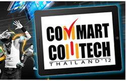 แนะนำซื้อโน้ตบุ๊กบางเบา Commart Comtech Thailand 2012