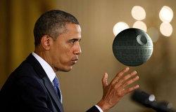 ทำเนียบขาวยันไม่สร้าง Death Star