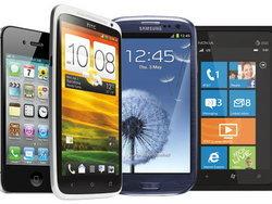 แนวโน้มสมาร์ทโฟนของปี 2013