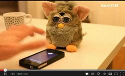 Furby รีวิว vs siri (TH): Furby หิวข้าวว