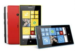 ตัวอย่างภาพถ่ายจาก Nokia Lumia 520