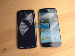 ภาพเรนเดอร์ Samsung Galaxy S4 ส่งท้ายก่อนเปิดตัว