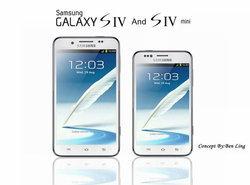 Samsung Galaxy S4  Mini อาจมาพร้อม Galaxy S4