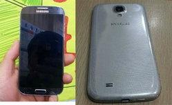 เต็มสูบภาพของ Galaxy S IV (GT-I9502) จริงหรือมั่ว?