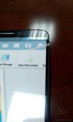 เผยภาพหลุด Samsung Galaxy Note 3 ตัวเครื่องที่มาพร้อมกับ ขอบของหน้าจอ ที่ลดลงจากเดิม