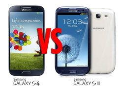 เปรียบเทียบ สเปค Samsung Galaxy S4  vs Samsung Galaxy S3 ส่วนใดบ้างที่แตกต่าง ??