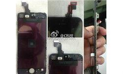 ภาพหลุด กรอบด้านหน้า และชิ้นส่วนภายใน iPhone ราคาประหยัด (iPhone 5C)