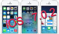 iOS 7.0.2 ปล่อยให้อัพเดตแล้ววันนี้