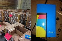 Google Nexus 5 หลุดตรงจากโรงงาน??