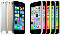 เทียบ iPhone 5s และ iPhne 5c  จะต่างกันแค่ไหน ต้องดู