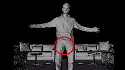 ค้นพบใหม่ กล้อง Kinect ใน Xbox One แจ่มเกิน มองดูเสื้อผ้าเห็นทรงอวัยวะเพศกันเลยทีเดียว