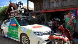 'กูเกิลสตรีทวิว'  สำรวจไปทั่วโลก มาตายน้ำตื้นที่เมืองไทย
