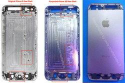 เผยอีกชุด ภาพชิ้นส่วนภายใน iPhone 5S (ไอโฟน 5S) คาดหน้าจอใหญ่ขึ้นเป็น 4.3 นิ้ว