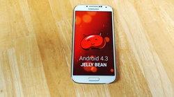 S3 และ S4 ต่อคิวอัพเดต Android 4.3