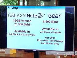 บทความ รีวิว Samsung Galaxy note 3