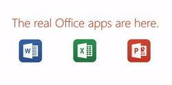 ไมโครซอฟท์ เปิดตัว Office for iPad ดาวน์โหลดมาใช้งานได้ฟรี
