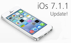 มาแล้ว!!! iOS 7.1.1ดาวน์โหลดได้แล้ววันนี้