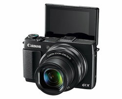 Canon เปิดตัว G1X Mark II ลดขนาดตัวเครื่องลง เพิ่มเลนส์ช่วงกว้าง-ไวแสงขึ้น