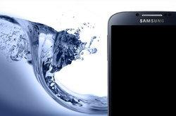 Samsung Galaxy S5 มีคุณสมบัติในการกันน้ำได้