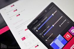 หลุดฟีเจอร์ใหม่บน Windows Phone 8.1 อีกรอบ ระบุมี Office Lens, Quiet Hours ฯลฯ