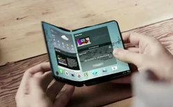 Samsung เอาจริง ! เตรียมเปิดตัวอุปกรณ์พับได้ปี 2015