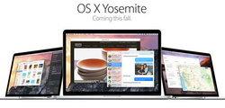 แอปเปิล เปิดตัว OS X 10.10 Yosemite ปรับอินเทอร์เฟสใหม่