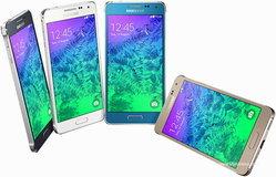 รวมภาพ Samsung Galaxy Alpha ถ่ายจากของจริง